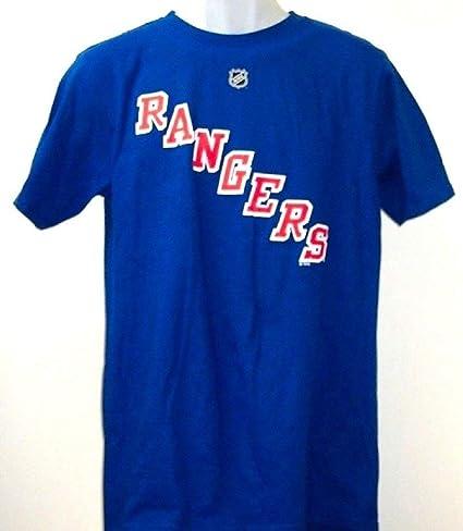 uk availability adfa6 0d734 Amazon.com : Rick Nash New York Rangers Adidas NHL Men's ...