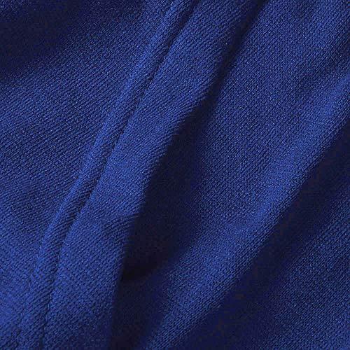 Maglietta Felpa Pullover Bicchieri Shirt Top Lunghe Con Maniche Cappuccio Felpe Top Uomo Magliette Sweatshirt Uomo Maglione Tumbler Weant Blu T Felpe Uomo Uomo Maglia Uomo Maglietta FgOBOH