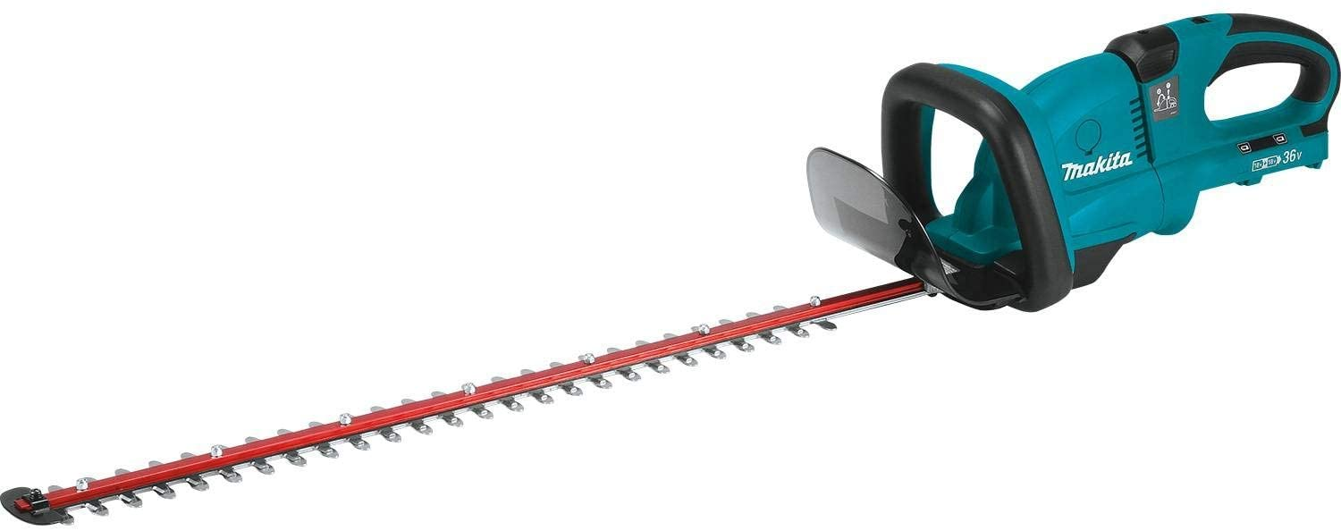 Makita XHU04Z 18V X2 36V LXT Lithium-Ion Cordless 25-1 2 Hedge Trimmer, Tool Only