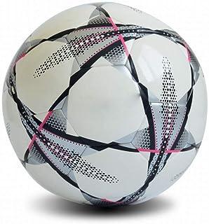 C.N. Sticky Football Souple résistant à l'usure en Cuir Machine Autocollants école de compétition de Football sur Mesure,Blanc,1