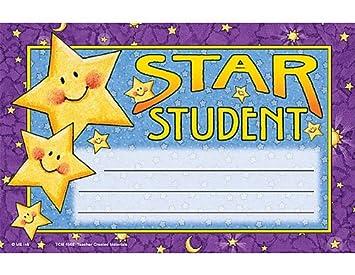 Teacher Created Resources Lime Polka Dots Birthday Awards 4771
