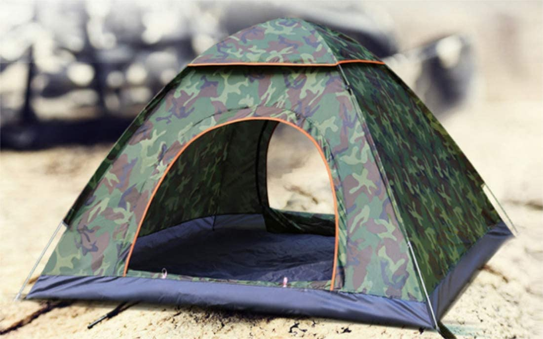 shaobeiq Camping Tent Outdoor Portable Pop Up Waterproof Camping Hiking Travel Beach Tents for Family Groups