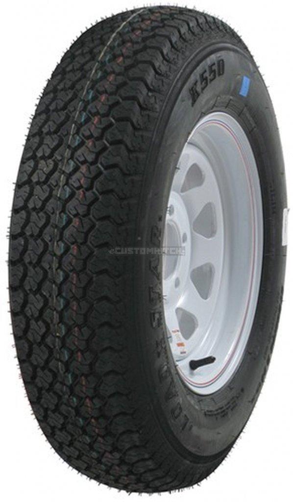 Kenda Loadstar 205/75D14 w/Wheel (3S440)