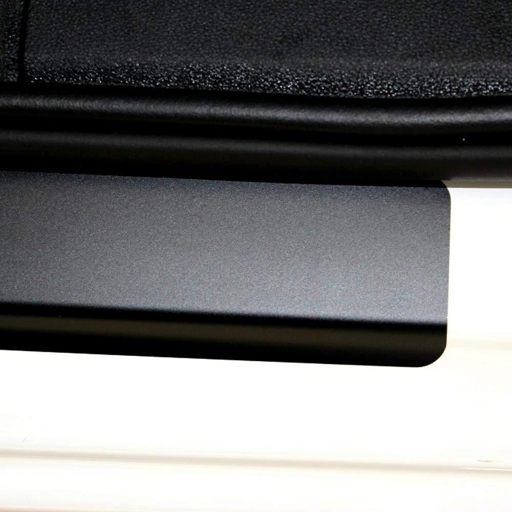 Einstiegsleisten Lackschutzfolie Schutzfolie 3D CARBON Folie T/üreinstiege Einstiege 2235