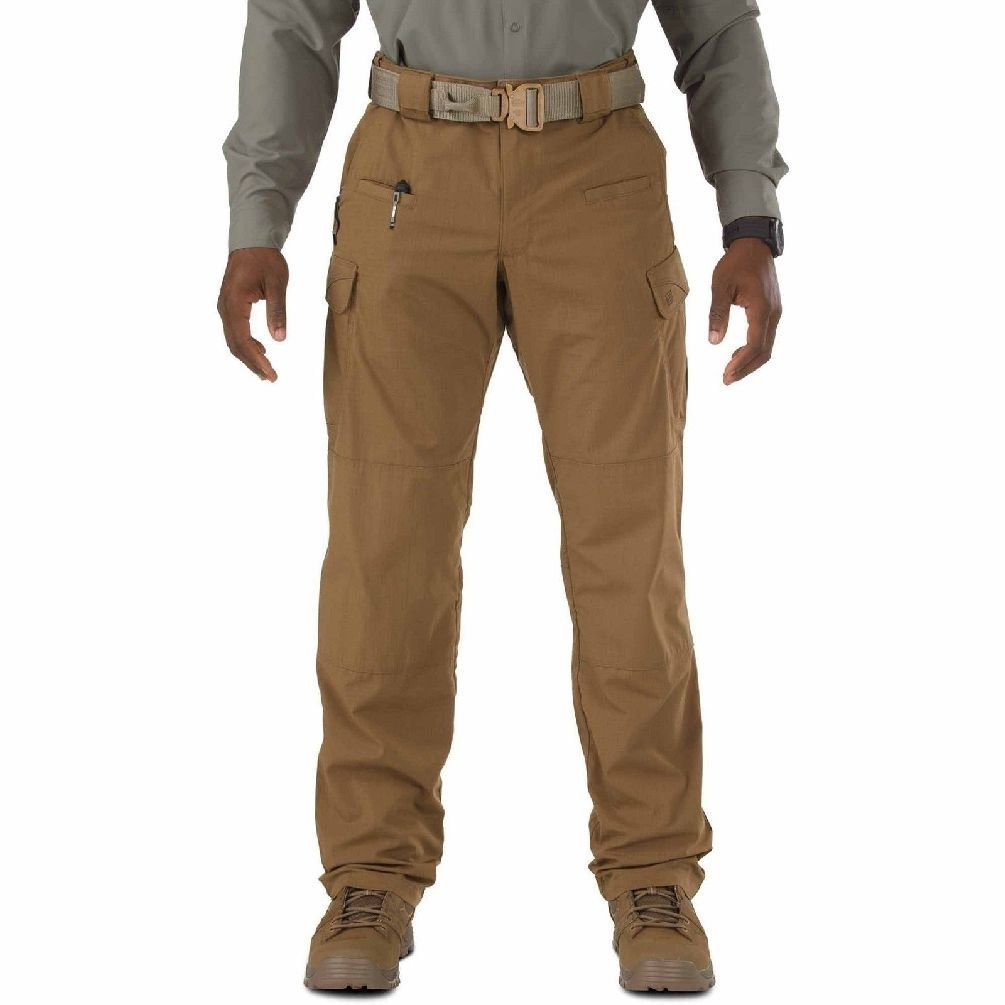 Ovedcray Clothing Stryke Cargo Pants - Mens Flex-Tac Rip Stop Field Duty Work Pant