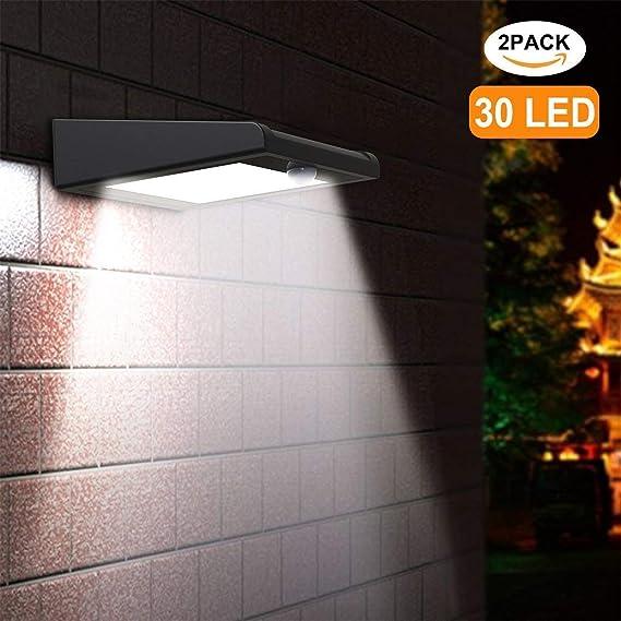 Licht & Beleuchtung SchöN 2019 Secure Wasserdichte Solar Lampe 29 Leds Solar Wand Licht 360 Grad Beleuchtung Pim Motion Sensor Nacht Lampe Beleuchtung Straße