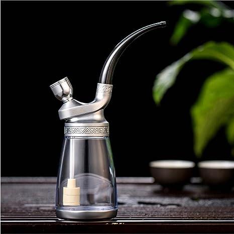 Liuyu · Living Home Agua Tabaco Pipa Filtro Bolsas de Tabaco ...
