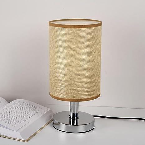 Sencillo Lámpara de mesa Luz de noche Lámparas metal Dios ...