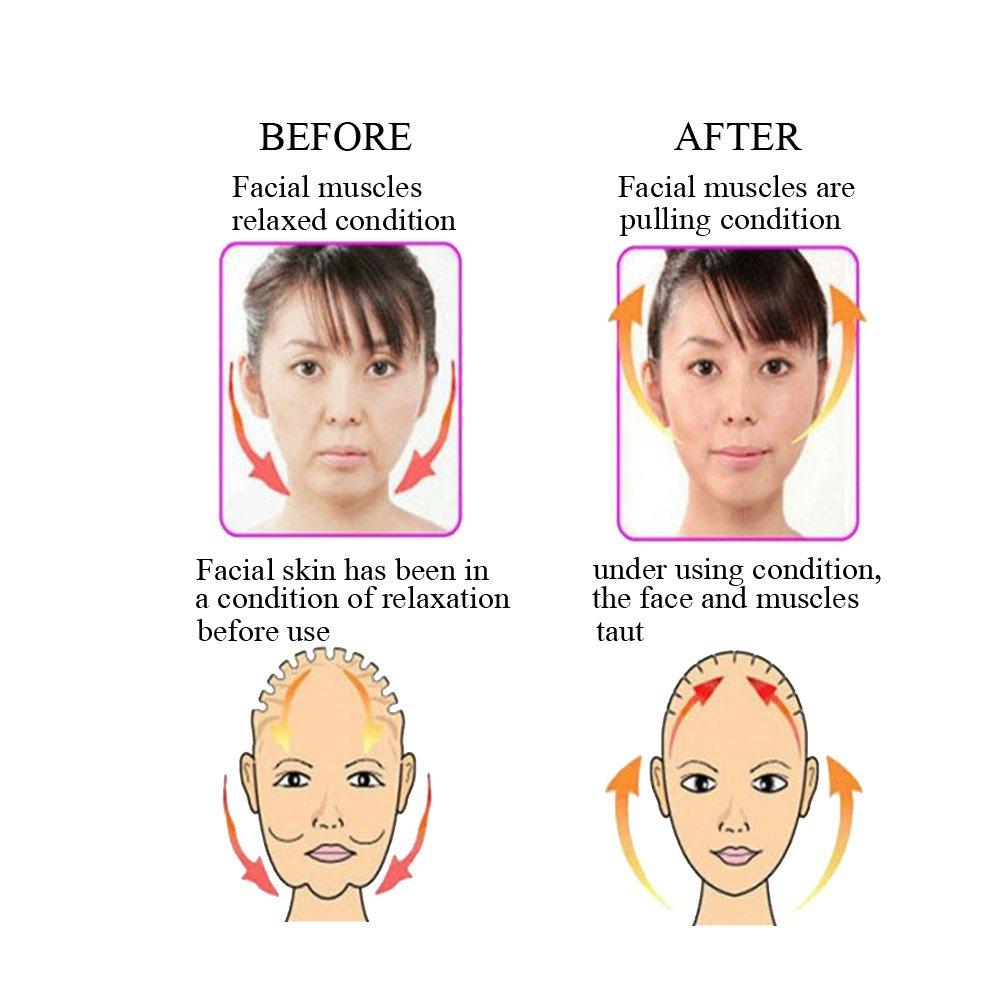 Face Slim Exerciser Muscle Lips Trainer Tightener Face-lift Slimmer