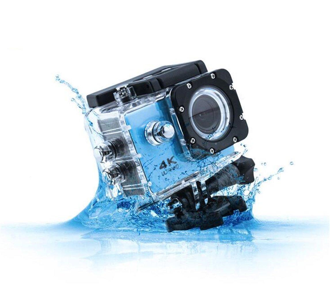 STEAM PANDA Sport Kamera 4K Ultra HD Kamera 30M Unterwasser Wasserdichte 1080P Bildsensor Batterien - Kit