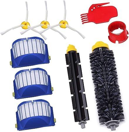 GHB Pack Kit Cepillos Repuestos de Accesorios para Aspiradoras ...