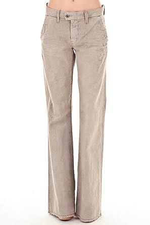 d11241fa Diesel FLAIRLEGG Relaxed Flare Leg Jeans Regular Waist 0803D Lt Brown (25)