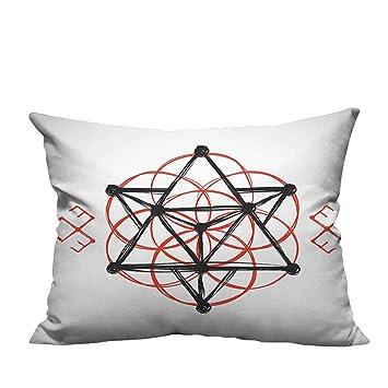 Amazon.com: YouXianHome - Funda de cojín moderna, diseño de ...