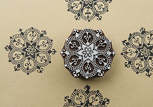 Blockwallah India Exotic Wooden Block Stamp