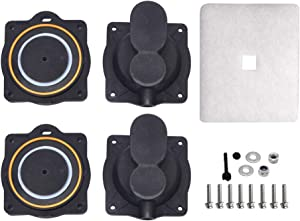 HandyTek HP 80 HP 60 Rebuild Kit for Hiblow HP80 HP60 Repair Set with Installation Instruction