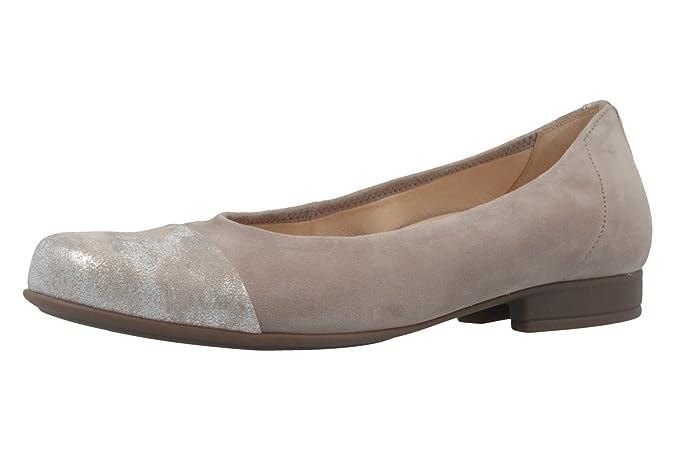 Gabor Shoes 55.130 Escarpins Femme, Noir, 39 EU
