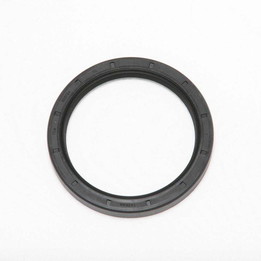 TCM 50X65X8TC-BX NBR (Buna Rubber)/Carbon Steel Oil Seal, TC Type, 1.969'' x 2.559'' x 0.315''