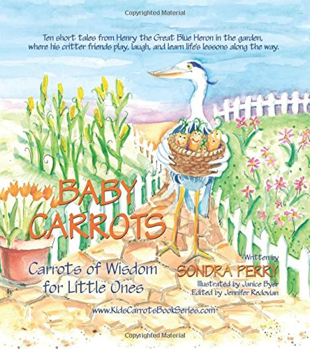 Download Baby Carrots: Carrots of Wisdom for Little Ones ebook