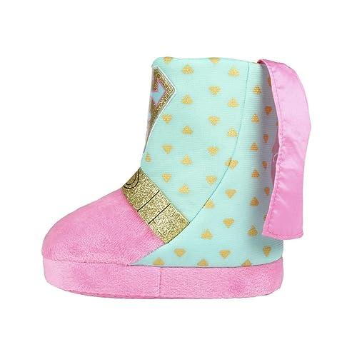 Cerdá Zapatillas de Casa Bota DC Superhero Girls, Niñas: Amazon.es: Zapatos y complementos