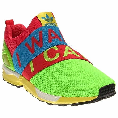 b9c799d9a ... promo code for adidas originals zx flux slip on i want i can colors  shoes torsion