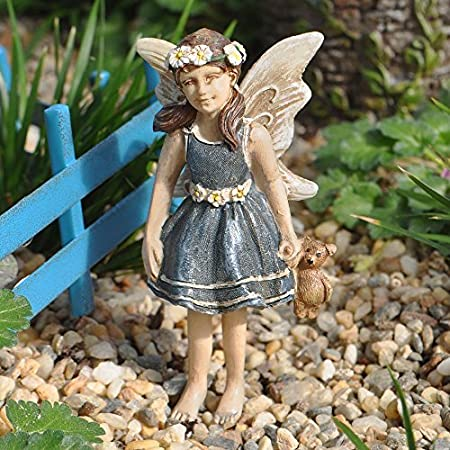 56014b12cfe5e Miniature Fairy Garden Brianne by Wholesale Fairy Gardens: Amazon.co.uk:  Kitchen & Home