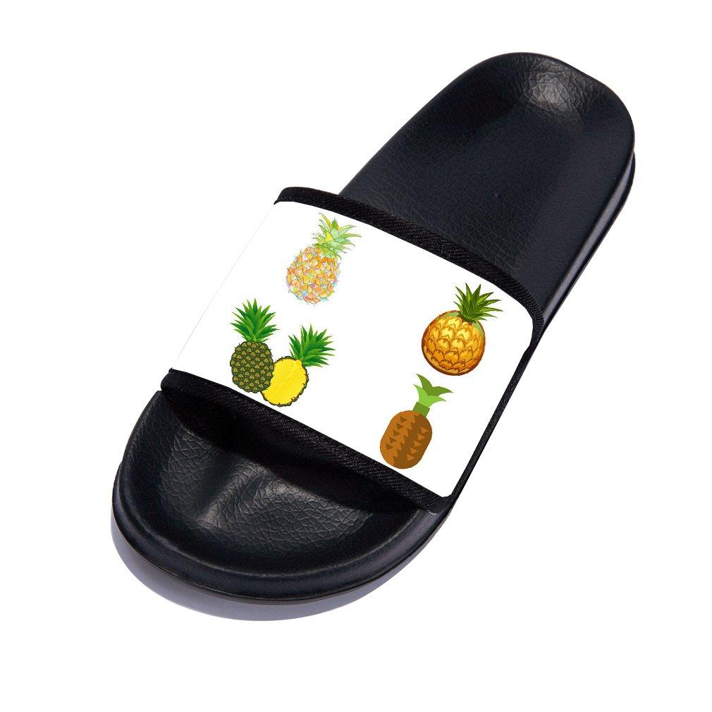 Boys Girls Cute Slide Sandals Anti-Slip Comfortable Soft Pool Bath Beach Slipper for Kids