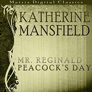 Mr Reginald Peacock's Day Audiobook