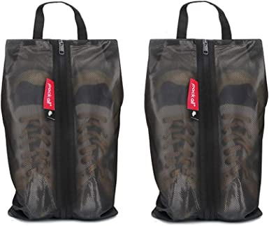 Dust Bag Travel Waterproof Portable Shoes Bag Travel Storage Pouch Zipped Anti