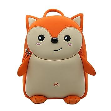 5c270ebec2de Alnaue Waterproof Kindergarten 3D Animal Preschool Kids Backpack Cute  Toddler School Bookbag for Boys Girls