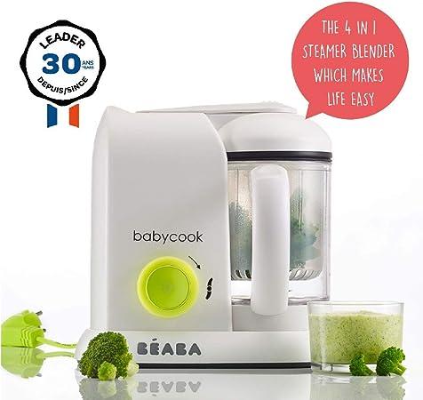 Beaba Babycook - Procesador de alimentos Neon Talla:Babycook ...