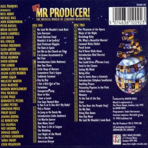 Hey Mr. Producer! The Musical World of Cameron Mackintosh