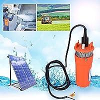12V Solar–Bomba sumergible Bomba para pozos Bomba de agua solar Bomba