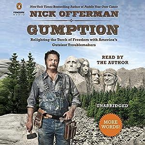 Gumption Audiobook