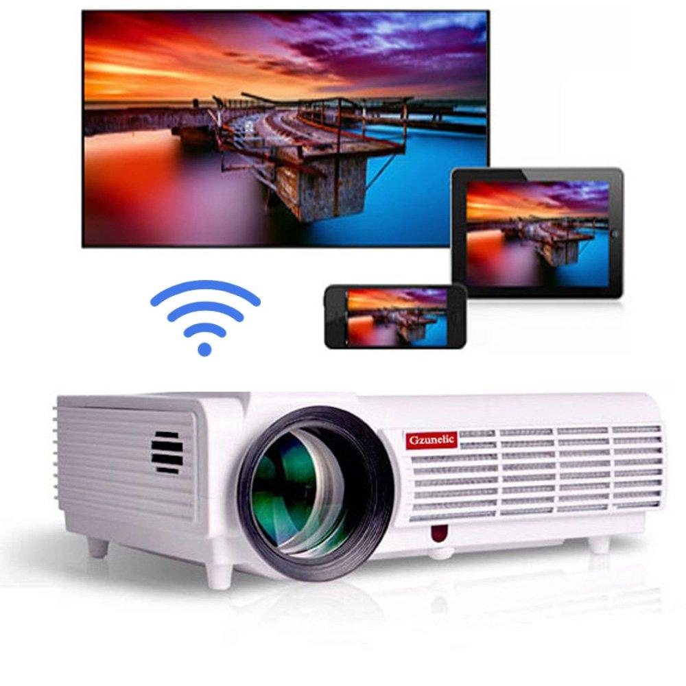 86CW96W-286+W-296 LED96w-1 B07L3LKFKW 4200 lumens WIFI Projector