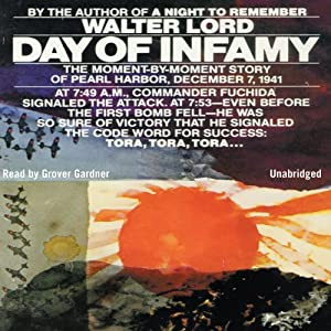 Day of Infamy Audiobook