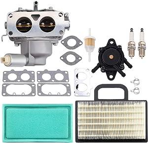 Gimiton 791230 699709 Carburetor for 791230 799230 699709 499804 Carb 44R677 44Q777 406777 407777 445677 44P777 20HP 21HP 23HP 24HP 25HP intek V-Twin Engine Carb