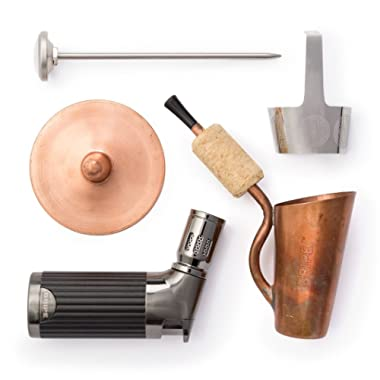 Bripe Coffee Brew Pipe Kit, Portable Outdoor Coffee, Torch Lighter Included