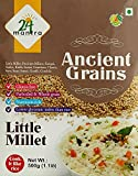 24 Mantra Organic Parboiled Little Millet - 500 Gms - 2 Pack