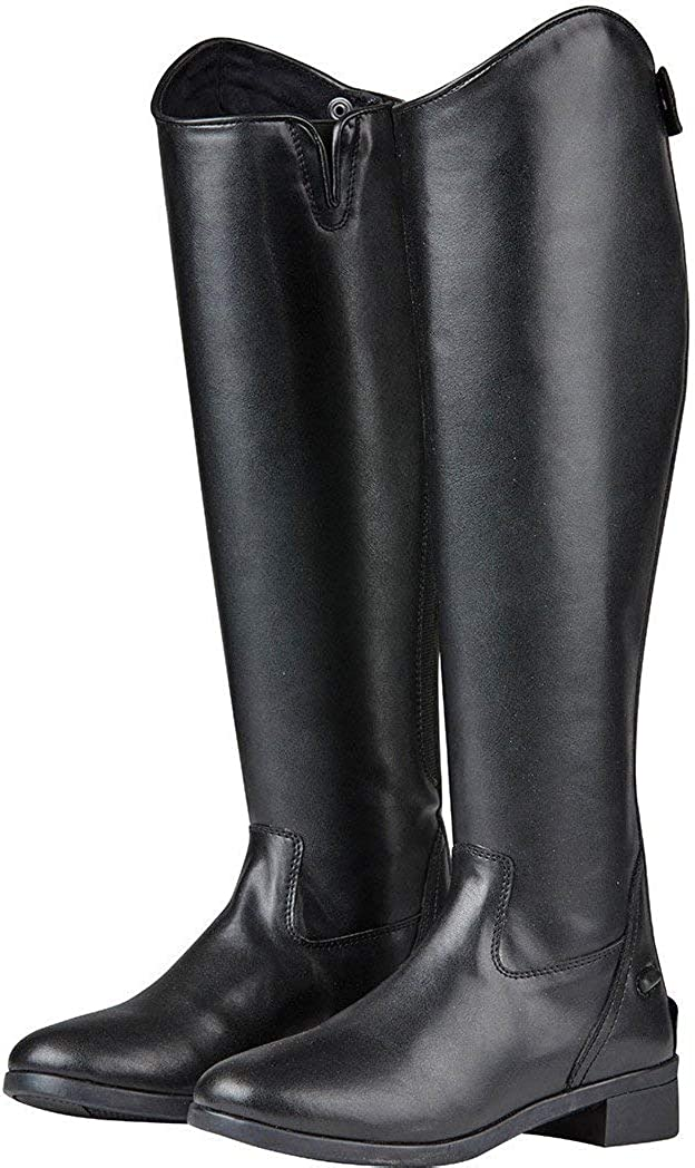 Saxon Womens/Ladies Syntovia Tall Dress Boots