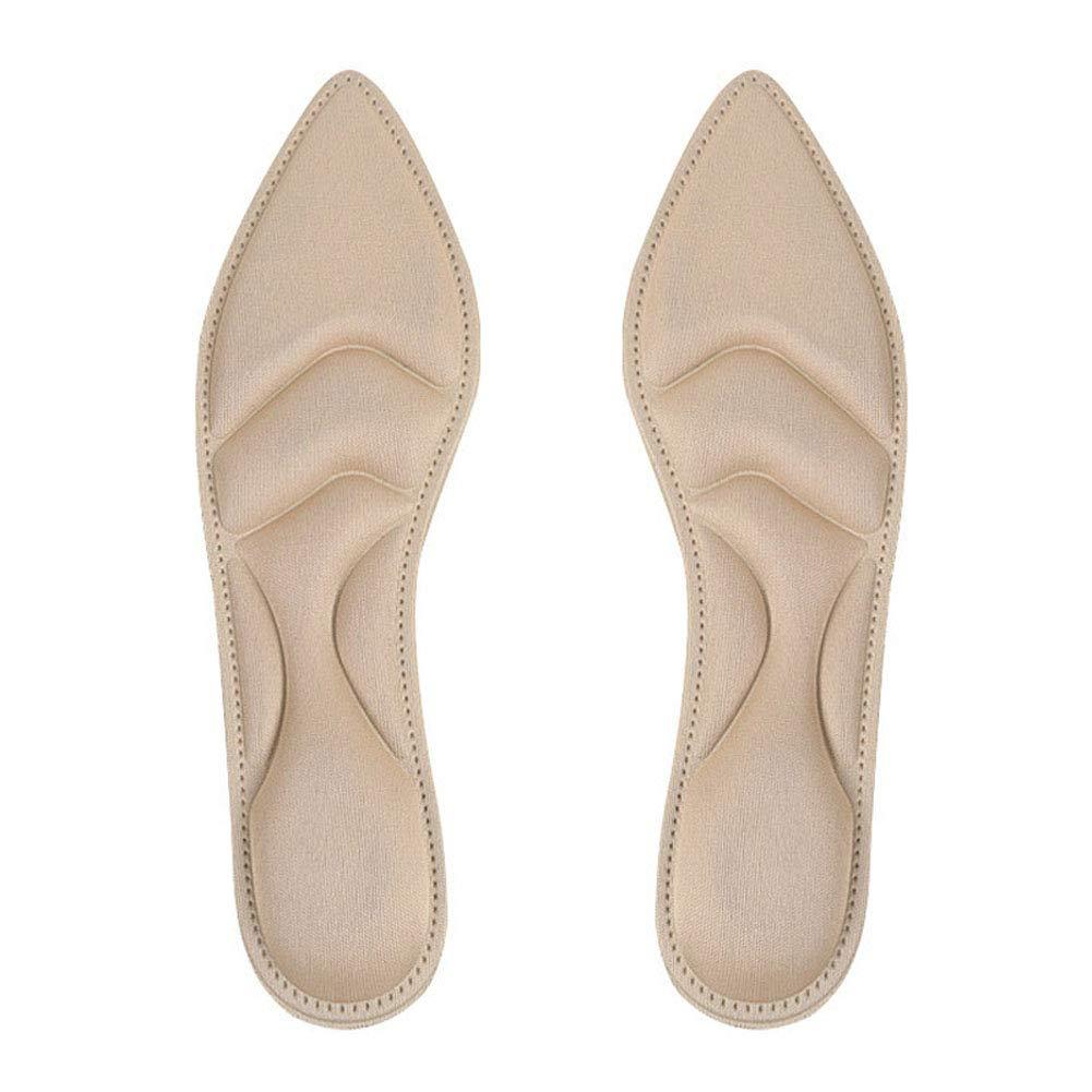Symboat Semelles Chaussures 1 Paire de Femmes Semelles Feet Care Chaussures de Massage des Pieds Confortables Pads pour Bout Pointu Chaussure