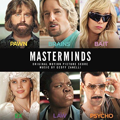 Top 8 best masterminds soundtrack 2019