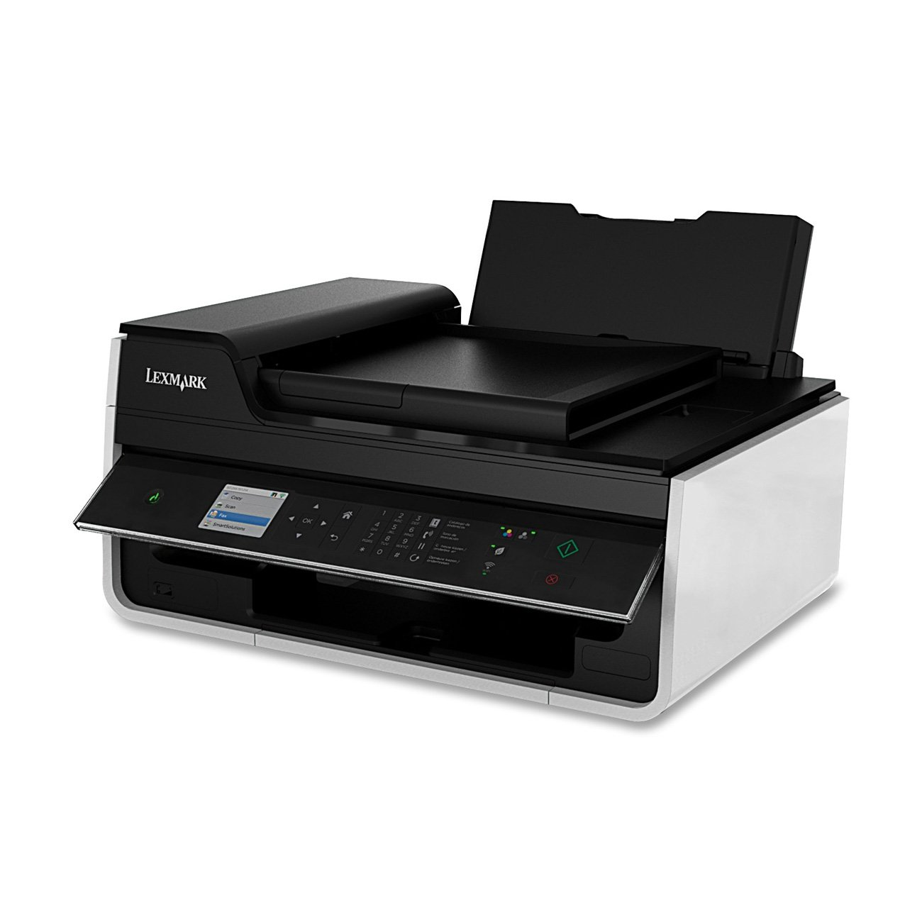 Lexmark 90T4110 S415 Wireless Color Photo Printer with Scanner, Copier & Fax