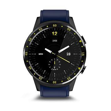 Lixada Pantalla Táctil Inteligente Reloj GPS Digital Reloj de Pulsera: Amazon.es: Deportes y aire libre