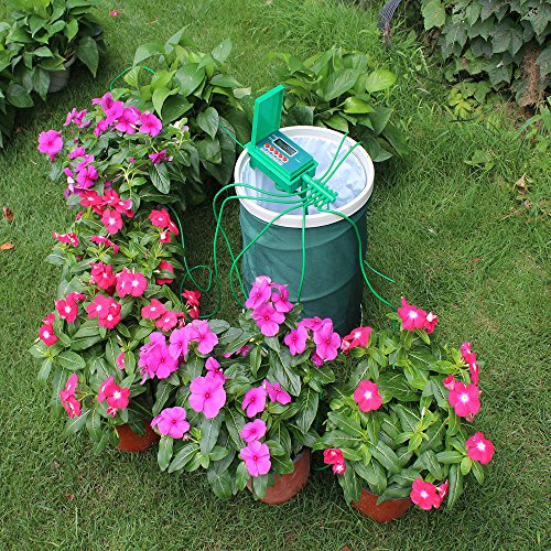 Yardeen Smart Watering Timer With Automatic Sprinkler