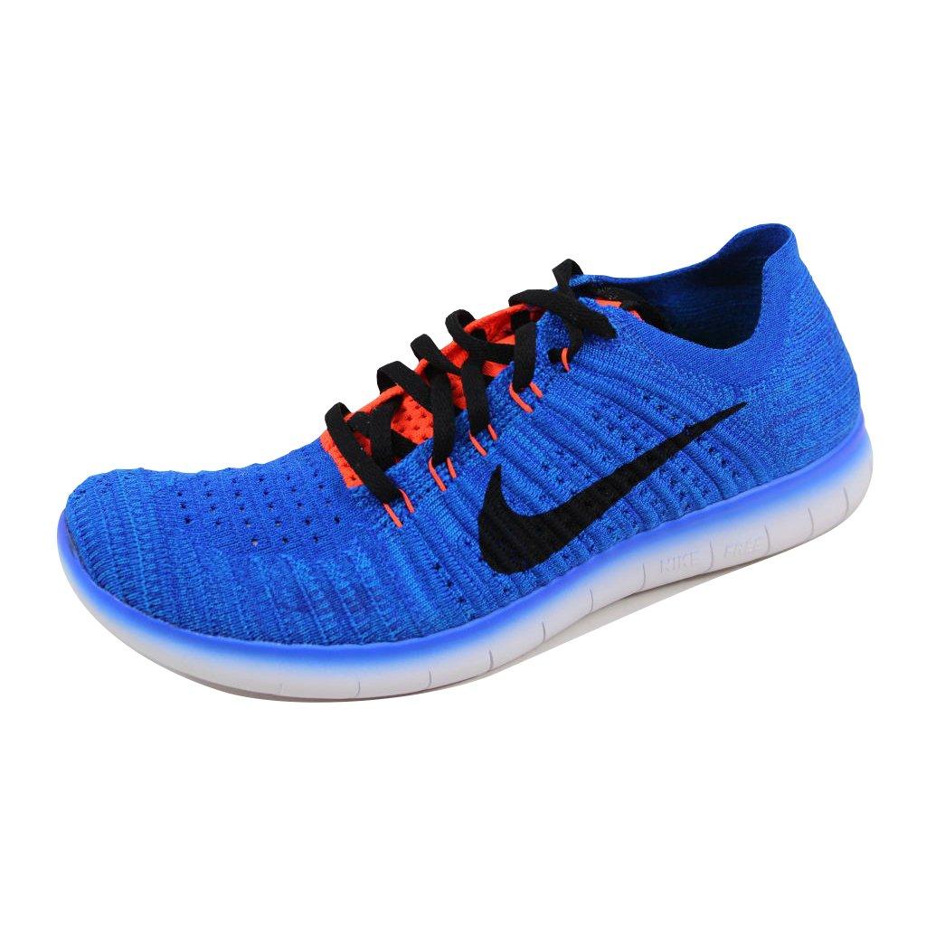 algun lado Hacer la vida esencia  Nike Free RN Flyknit MTLC (GS) (7 M US Big Kid, Racer Blue/Blk-TTL  Crimson-Photo Blue): Amazon.in: Shoes & Handbags