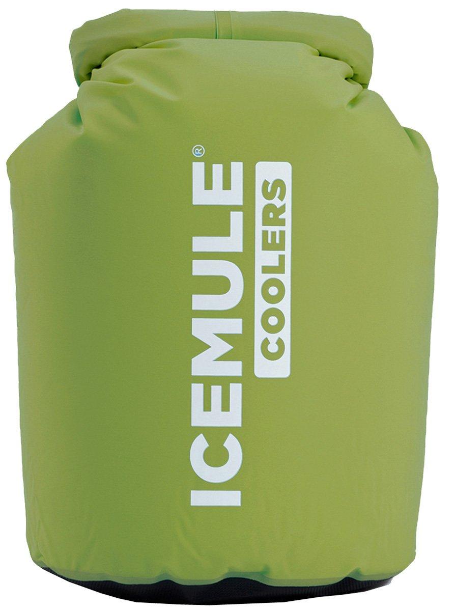Icemule Classic Kühler 15L, olivgrün, 17 x 7 x 5