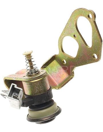 Qiilu Aluminum Fuel Shut Off Solenoid Fit for Lister Petter Diesel ENGINE 366-07197
