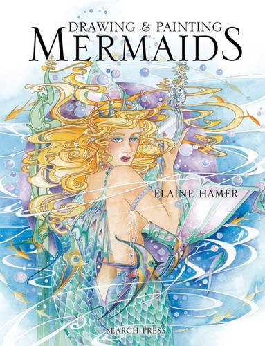 Drawing & Painting Mermaids (Fantasy Art): Amazon.es: Hamer ...