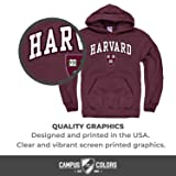 Campus Colors Harvard Crimson Adult Soft Fleece