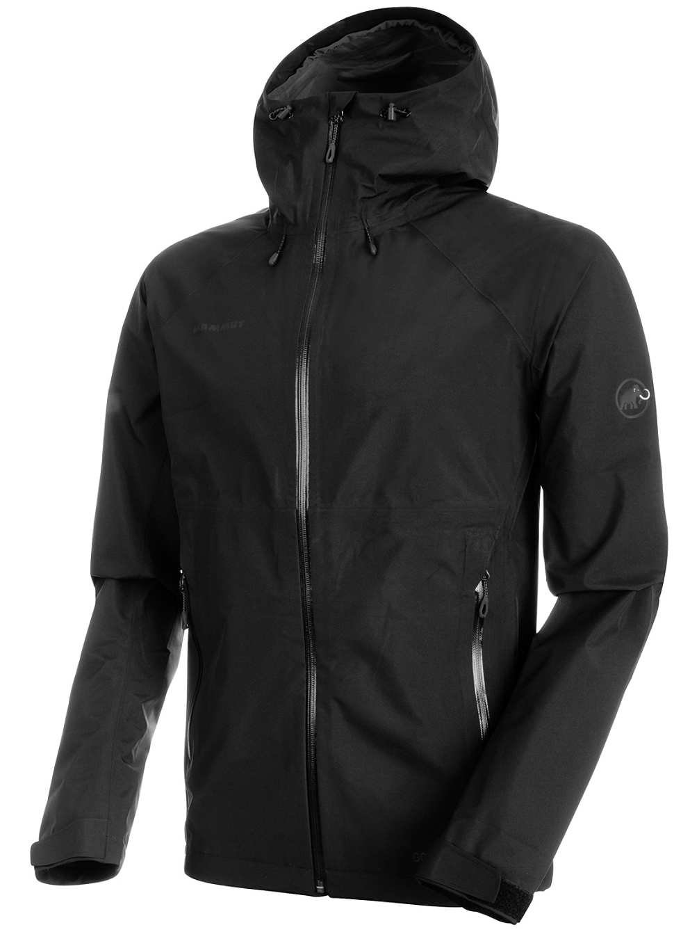 ◎マムート(MAMMUT) Convey Tour HS Hooded Jacket メンズ 1010-26030-0001 ジャケット B078JTGCTH XL|black black XL